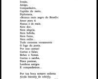 Carta a Vinicius (2/8)