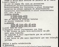 I e II Manifestos Lixarte (1/7)
