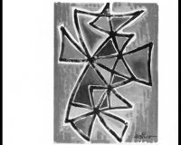 Pinturas e desenhos de Abílio (11/12)