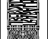Trabalho/liberdade: Poemas visuais (13/17)