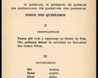 Gramática histórica - Morfologia (5/25)