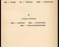 Gramática histórica - Morfologia (13/25)