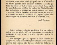 Gramática histórica - Semântica (2/3)
