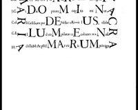 Acrósticos, Anagramas e Cronogramas (6/32)