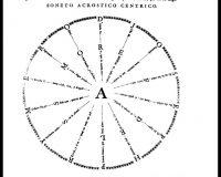 Acrósticos, Anagramas e Cronogramas (14/32)