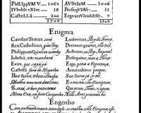 Enigmas (3/6)