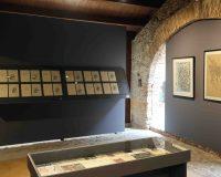 Ana Hatherly - Dibujar es hablar con el silencio. Obras del Archivo Fernando Aguiar. Museo Vostell Malpartida, Septiembre 2021 - Febrero 2022 (3/9)