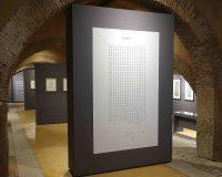 Ana Hatherly - Dibujar es hablar con el silencio. Obras del Archivo Fernando Aguiar. Museo Vostell Malpartida, Septiembre 2021 - Febrero 2022 (4/9)