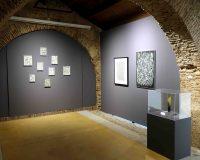Ana Hatherly - Dibujar es hablar con el silencio. Obras del Archivo Fernando Aguiar. Museo Vostell Malpartida, Septiembre 2021 - Febrero 2022 (5/9)