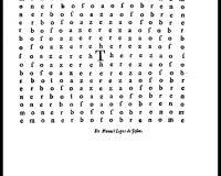 Antologia de textos visuais dos séculos XVII e XVIII (1/9)