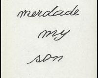 Merdade my son (1/4)