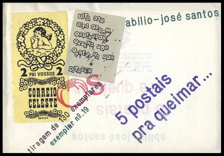 ajs 5ppq envelope frente