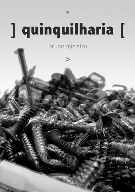 brunoministro quinquilharia 2014 capa
