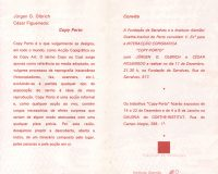 Convite/Flyer de Copy Porto (2/2)