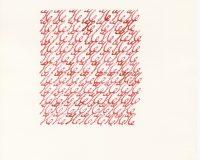 Escripinturas e Poesia Visual - 1970 (2/34)