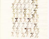 Escripinturas e Poesia Visual - 1970 (3/34)