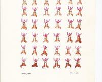 Escripinturas e Poesia Visual - 1970 (11/34)