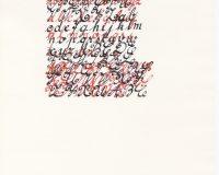 Escripinturas e Poesia Visual - 1970 (12/34)