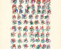 Escripinturas e Poesia Visual - 1970 (18/34)