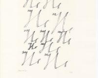 Escripinturas e Poesia Visual - 1970 (19/34)