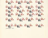 Escripinturas e Poesia Visual - 1970 (25/34)