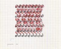 Escripinturas e Poesia Visual - 1970 (27/34)