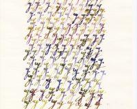Escripinturas e Poesia Visual - 1970 (28/34)