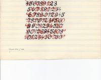 Escripinturas e Poesia Visual - 1970 (29/34)