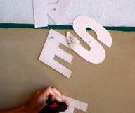 Fernando Aguiar, Calligraphies, 2007 (5/5)