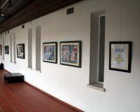 Exposição na Biblioteca Municipal António Botto (17/20)