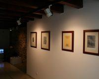 Obras expostas na Galeria Municipal de Abrantes (8/11)