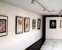 Obras expostas na Galeria Municipal de Abrantes (11/11)
