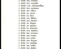 O dedo: poema em 22 andamentos (4/25)