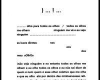 Algorritmos: infopoemas (1/2)