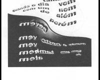 Algorritmos: infopoemas (1/12)