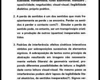 Algorritmos: infopoemas (1/3)