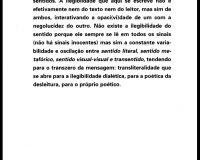Algorritmos: infopoemas (3/3)