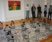 Fotografias da Inauguração e Visita à exposição (2/3)