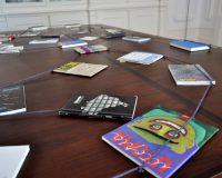 Instalação 'escrita' (2013) (3/6)