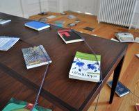 Instalação 'escrita' (2013) (6/6)