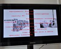 Série 'textos cinéticos' (2002-2004) - sequência 1 (1/4)