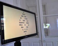 Série 'textos cinéticos' (2002-2004) - sequência 1 (4/4)