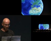 Manuel Portela: Google Earth: A Poem for Voice and Internet (1/1)