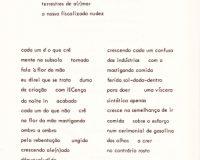Separata Um, de António Aragão (5/30)