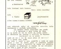 Caderno de António Aragão (3/6)