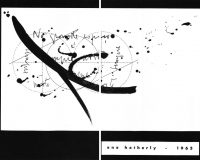 Caderno de Ana Hatherly (1/2)