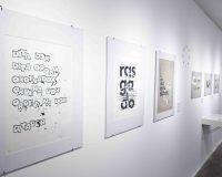 Obras de Poesia Experimental Portuguesa em exposição em Brasília (2/19)