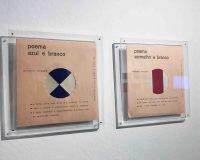Obras de Poesia Experimental Portuguesa em exposição em Brasília (6/19)