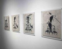Obras de Poesia Experimental Portuguesa em exposição em Brasília (16/19)