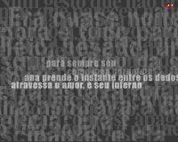 Amor de Clarice (26/26)